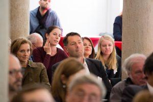 Symposium Wirtschafts- und Finanzkommunikation (Fotocredits: Jakob Gramm)