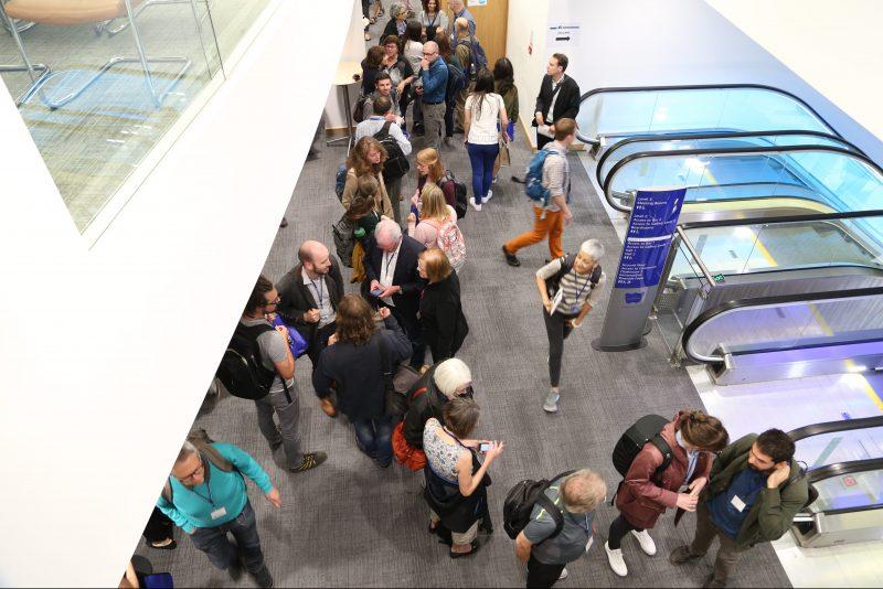 IPRA Konferenz 2017 (Fotocredits: Monika Kovarova-Simecek)