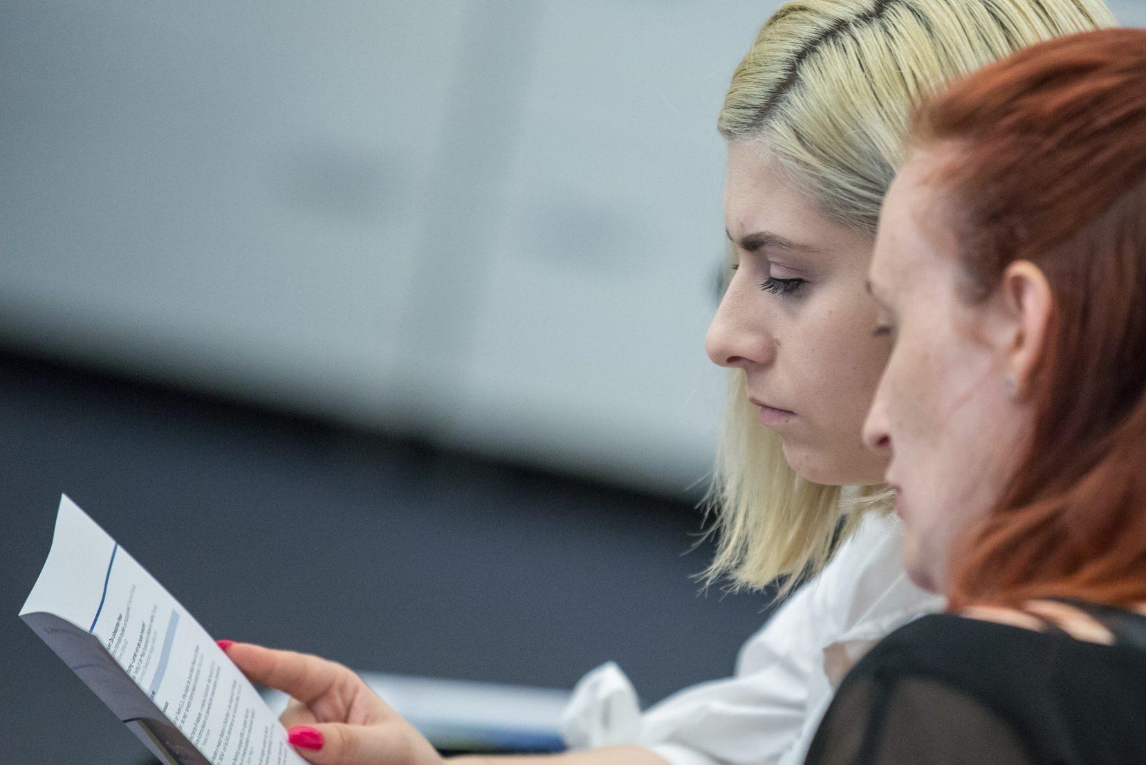 Symposium Wirtschafts- und Finanzkommunikation (Fotocredits: FH St. Pölten)