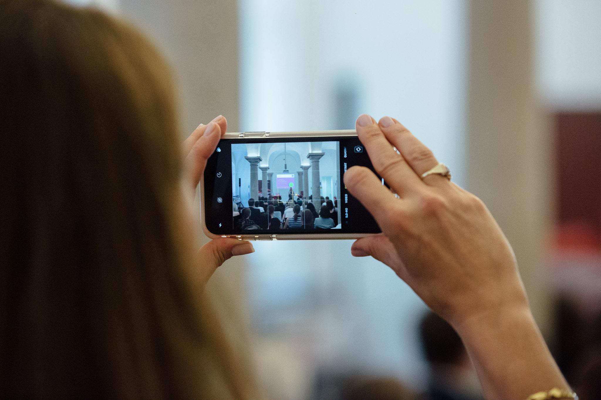 Symposium Wirtschafts- und Finanzkommunikation (Fotocredits: Felipe Kolm)