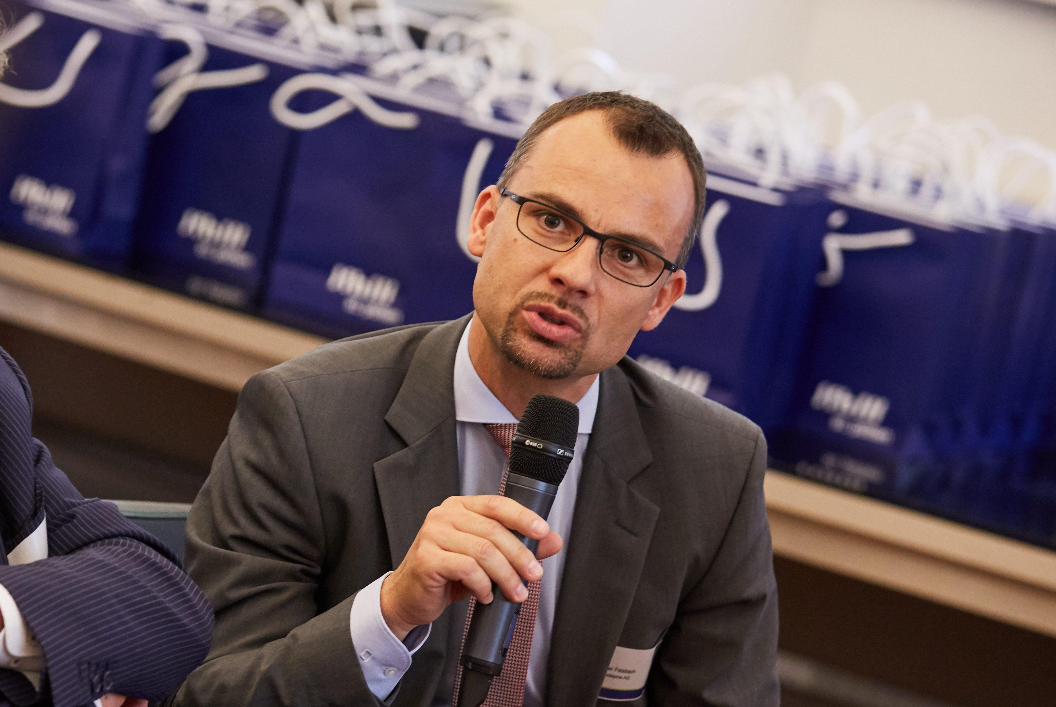 Peter Felsbach (Fotocredits: FH St. Pölten)