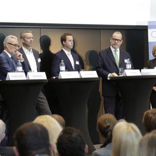 CIRA Jahreskonferenz 2019 Panel 4 (Fotocredits: CIRA / APA-Fotoservice / Nadine Bargad)