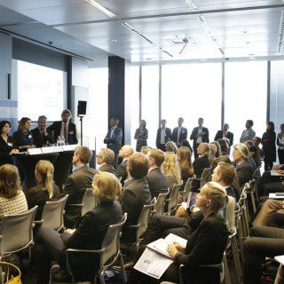 CIRA Jahreskonferenz 2019 Panel 5 (Fotocredits: CIRA / APA-Fotoservice / Nadine Bargad)