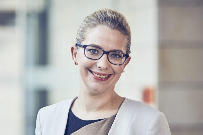 Katharina Aretin (Fotocredits: CA Immo, Andreas Hofer)
