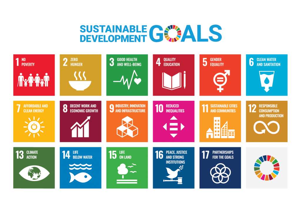 Sustainable Development Goals (Credits: United Nations)