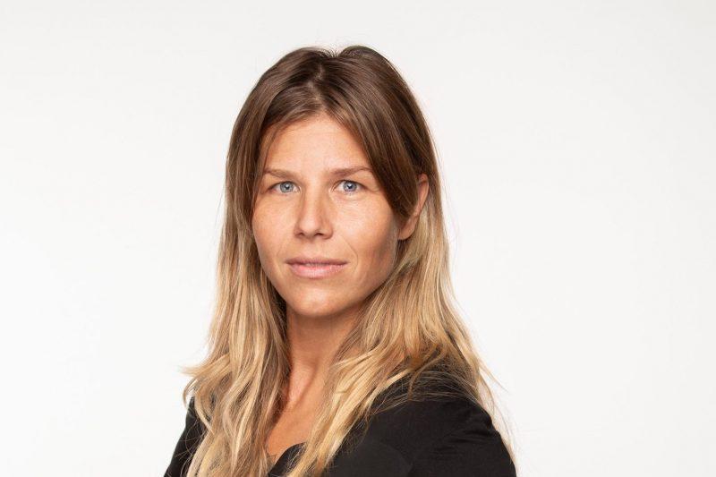 Sabine Schellander (Fotocredits: Arthur Michalek)