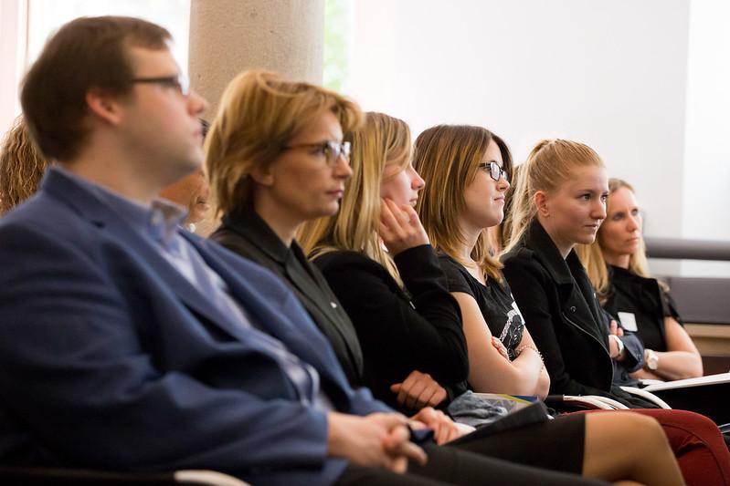 Impressionen Symposium 2016 (Fotocredits: Jakob Gramm)